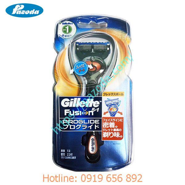 Dao cạo râu Gillette Fusion Proglide 5+1